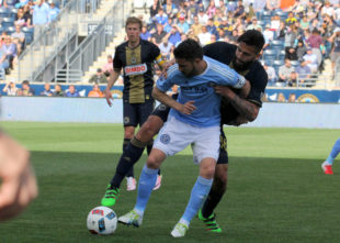 Union v NYCFC quick reference
