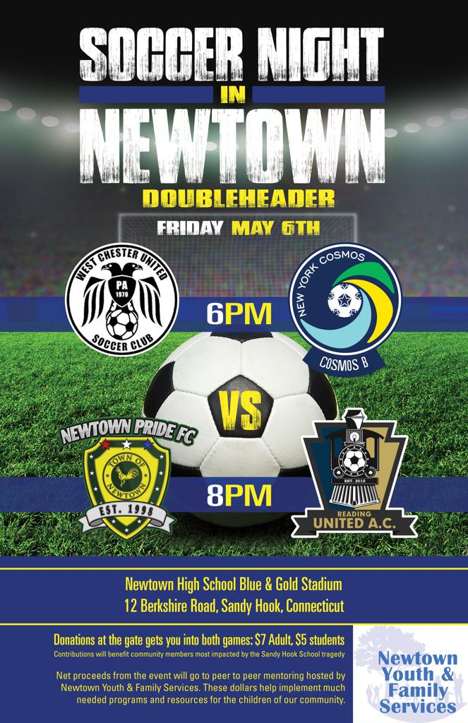 Soccer Night in Newtown