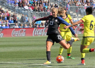 News roundup: ATL intensity, USWNT tonight, GGG's roster, more