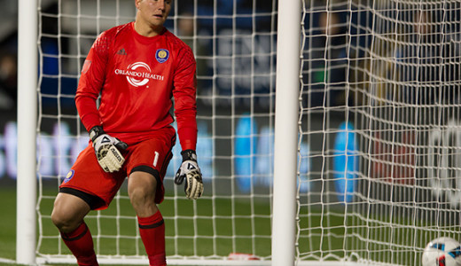 Union acquire goalkeeper Joe Bendik
