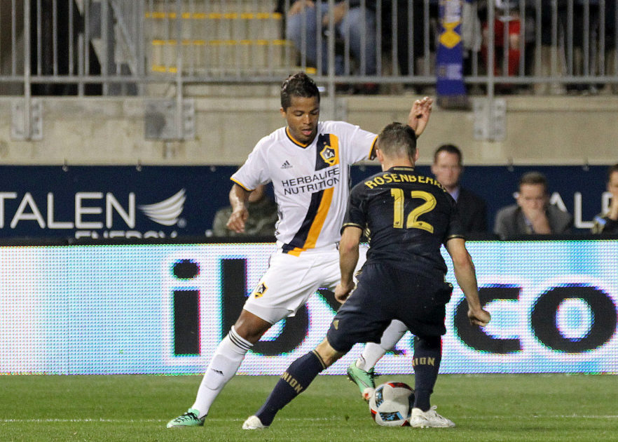 45ee7638303 Philadelphia Union vs LA Galaxy quick reference – The Philly Soccer Page