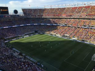 Copa America US v Colombia, 6/3/16, photo cred Peter Andrews