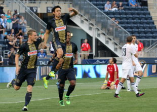 Union survive, US faces Ecuador in Copa quarterfinals tonight, more