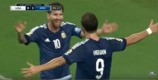 Copa America semifinal recap: USMNT 0–4 Argentina