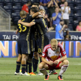 US Open Cup Match Report: Philadelphia Union 2-1 New York Red Bulls