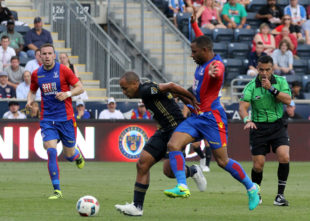 In pictures: Union 0-0 Crystal Palace friendly