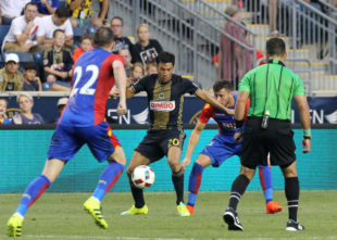 """A great exercise"": Union-Crystal Palace draw, Reading United clinches division title, more"