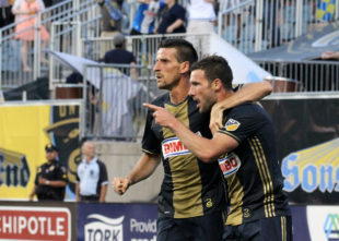 US Open Cup In Pictures: Union 2-1 Red Bulls