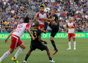 """""""Belief"""": Union fightback to draw with NYRB, Reading and OC playoff bound, league results, more"""