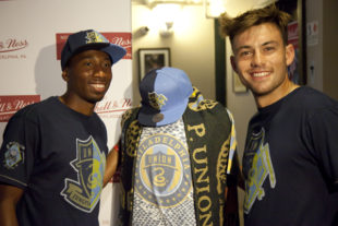 In Pictures: Mitchell & Ness Sons of Ben/Union apparel launch