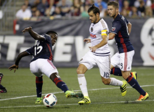 Analysis & Player Ratings: Revolution 0-4 Union