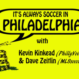 It's Always Soccer in Philadelphia: Xenophobia, Thanksgiving, and watching paint dry
