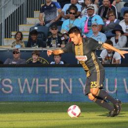 Player of the week: Ilsinho