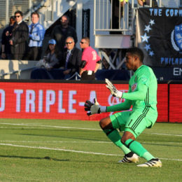 Union sign Andre Blake to extension