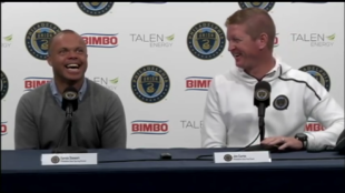 Transcript and video: Earnie Stewart and Jim Curtin press conference