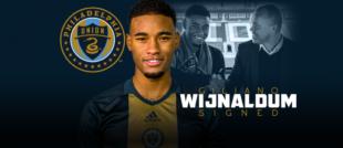 Union sign defender Giliano Wijnaldum