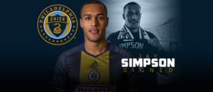 Union sign forward Jay Simpson