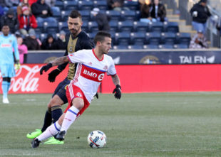 """Curtin says the Union face a """"dangerous"""" opponent in Toronto FC"""