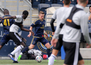 In Pictures: Union 3-1 Steel FC