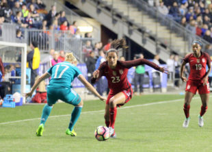 News roundup: Union fall at GA Cup, Press to Sweden, US friendly, more
