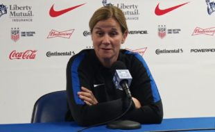 Jill Ellis. Photo by 215Pix