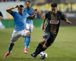 Match preview: Philadelphia Union at New York City FC