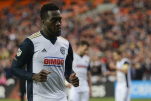 Player of the week: C.J. Sapong
