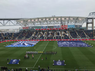 Match report: Philadelphia Union 3-3 Montreal Impact