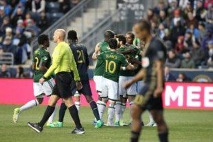 Match report: Philadelphia Union 1-3 Portland Timbers