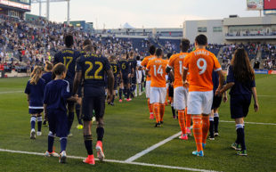 Match report: Houston Dynamo 1-3 Philadelphia Union