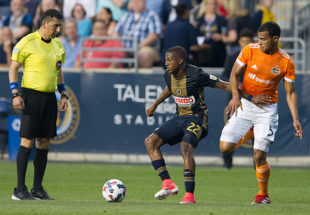 Player ratings: Houston Dymamo 1-3 Philadelphia Union