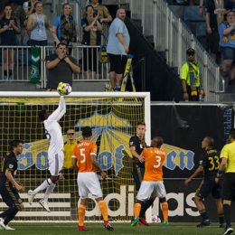 News roundup: Union victorious in Houston,  Wright-Phillips breaks MLS record, Juventus beat Bayern Munich, more