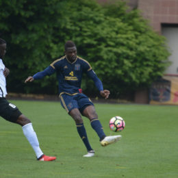 Philadelphia Union sign striker Cory Burke