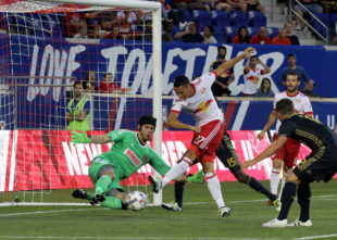 U. S. Open In Pictures: Union 1 (3) – 1 (5) Red Bulls