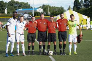 In pictures: Bethlehem Steel FC-Newtown Pride