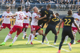 In pictures: Union 0-2 Red Bulls