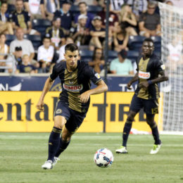 Anthony Fontana signs Homegrown contract with Philadelphia Union
