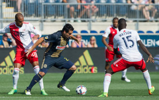Tactical analysis: Union 3-0 New England Revolution