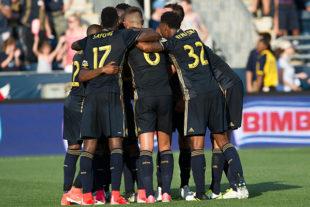Match report: Philadelphia Union 3-0 New England Revolution