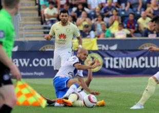In pictures: Club America 4 – 0 Puebla FC