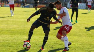 Match Report: Bethlehem Steel FC sweeps season series with New York Red Bulls II with 2-0 victory