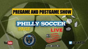 Pregame & Postgame Show: Union vs. Revolution