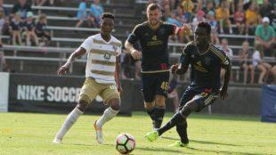 Match report: Bethlehem 1 – 3 Louisville