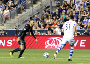 Match report: Philadelphia Union 1-4 Montreal Impact