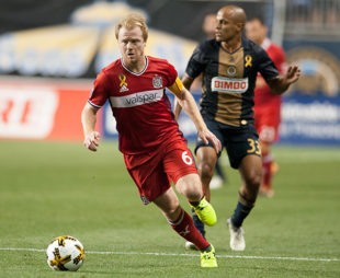 Tactical analysis: Chicago Fire 3-2 Philadelphia Union