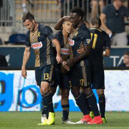 Player ratings: Philadelphia Union 3 – 1 Chicago Fire