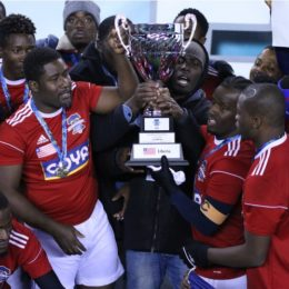 Liberia Wins the Unity Cup