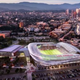 News roundup: The knockout stage is set, a new star in MLS, and a trip to Hollywood