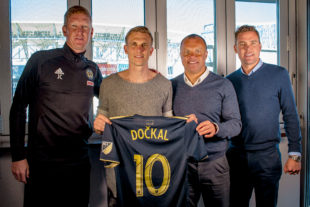 It's official: Philadelphia Union sign Bořek Dočkal