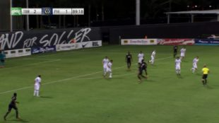 Preseason match report: Tampa Bay Rowdies 2-1 Philadelphia Union